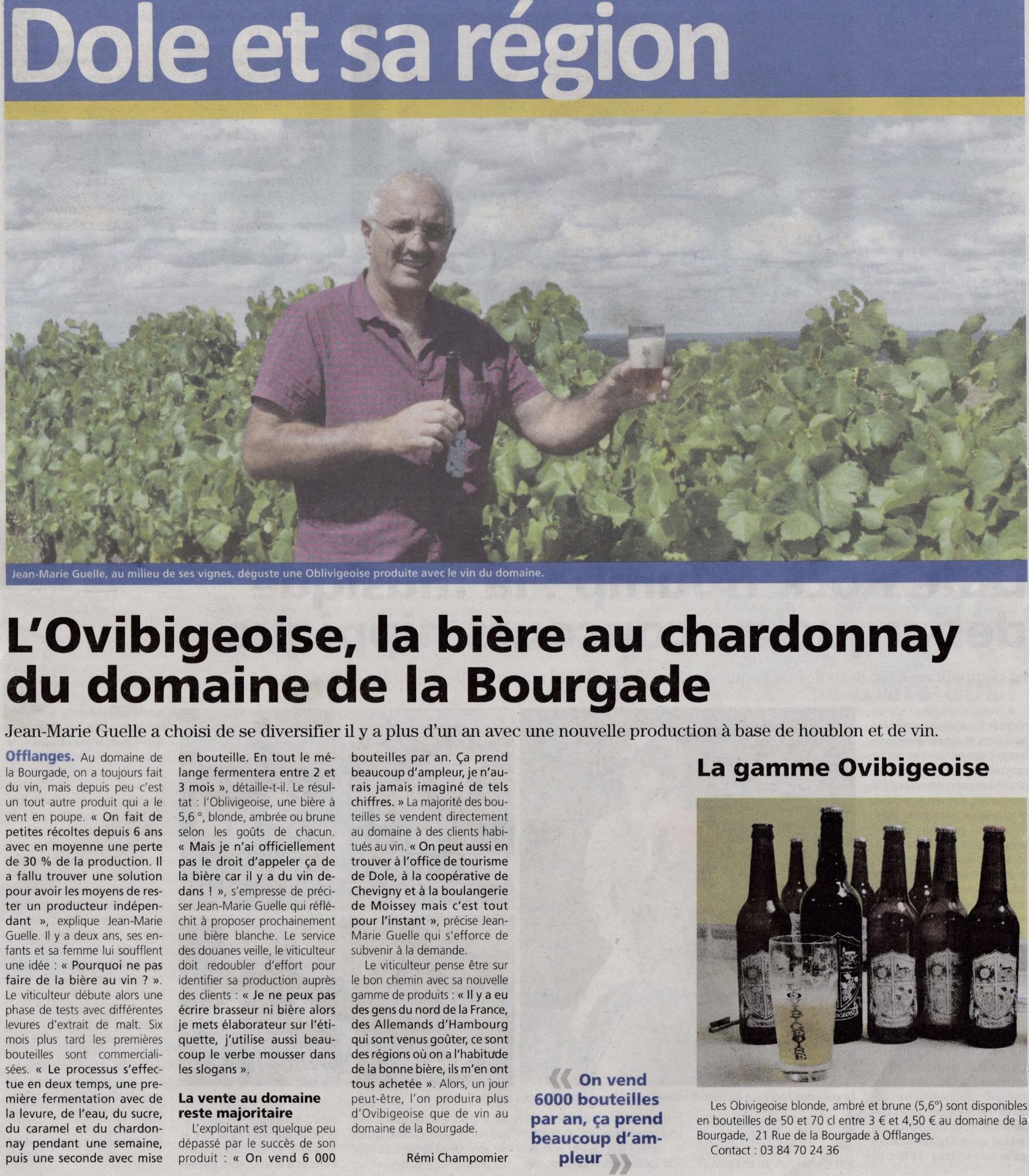 Article l'Ovibigeoise