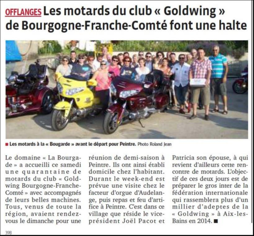 Club Goldwing